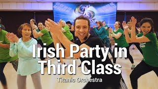 Irish Party in Third Class Dance l Chakaboom Fitness l St Patricks Day l Choreography
