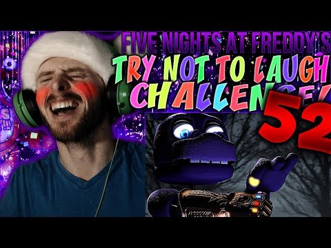 Vapor Reacts #766 | [FNAF SFM] FIVE NIGHTS AT FREDDY'S TRY NOT TO LAUGH CHALLENGE REACTION #52 thumbnail