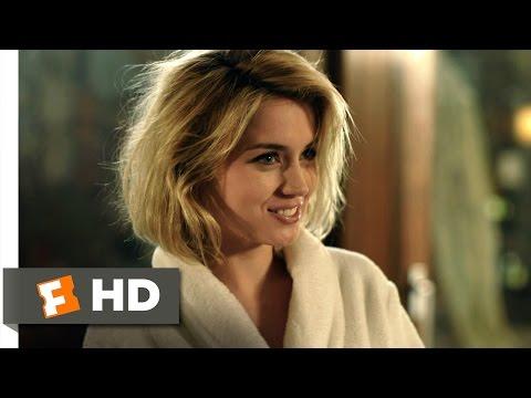 Knock Knock (2/10) Movie CLIP - Slow Jam DJ (2015) HD
