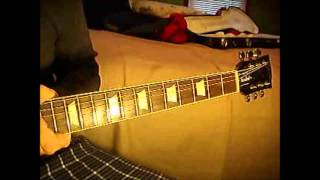 Guitar Lesson- The Allman Brothers Band- Guitar solo to Jessic…