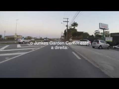 Como chegar no Junkes Garden Center