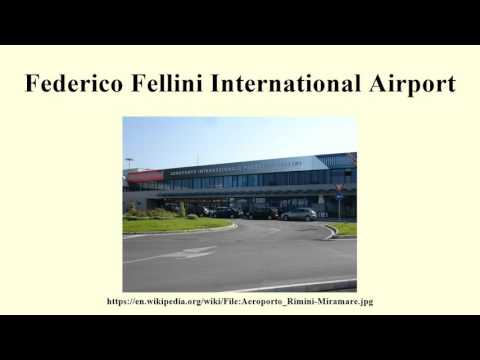 Federico Fellini International Airport