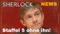 Sherlock Staffel 5: Ohne Martin Freeman?   NEWS   Sherlock Stories