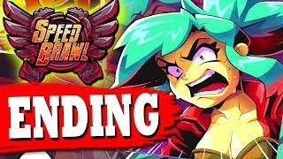 Speed Brawl - ENDING Final Boss Fight - The Guinea Devourer Omega Prime