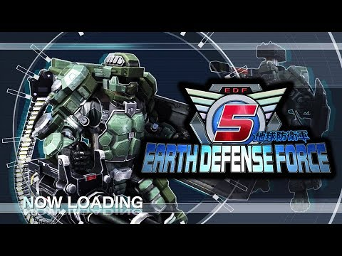 Earth Defense Force 5 - Review Of The Worst BEST Game EVER