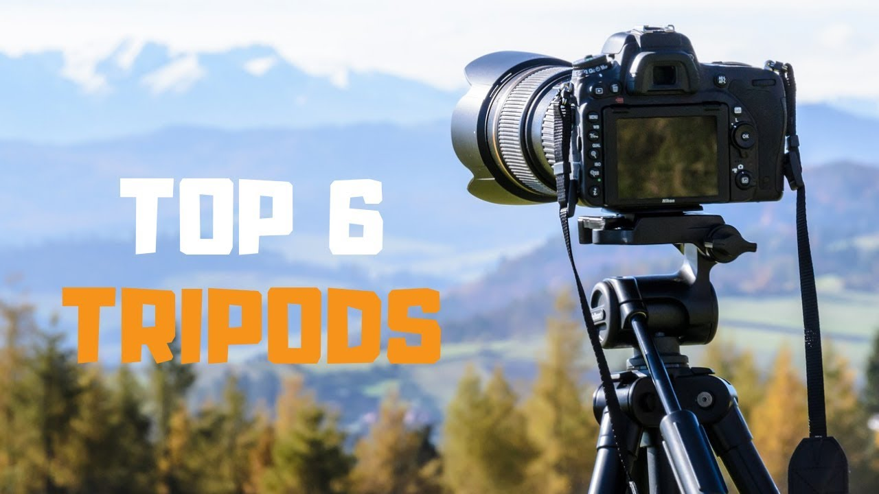 Best Tripod In 2019 Top 6 Tripods Review Youtube