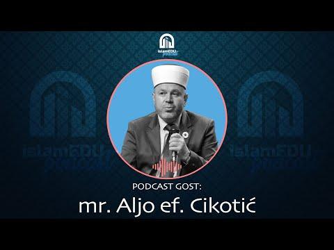 PODCAST 02 | GOST MR. ALJO EF. CIKOTIĆ