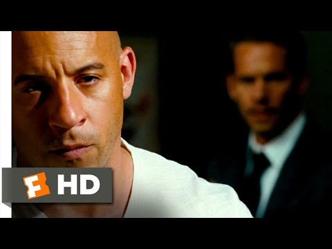 Fast & Furious (4/10) Movie CLIP - Cop and Criminal (2009) HD