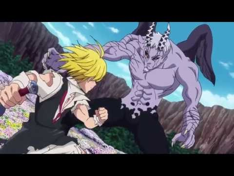 The Seven Deadly Sins  -  (AMV)  -  Eye Of The Storm