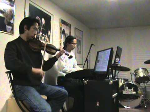 Lupa (violin & piano Kundiman)