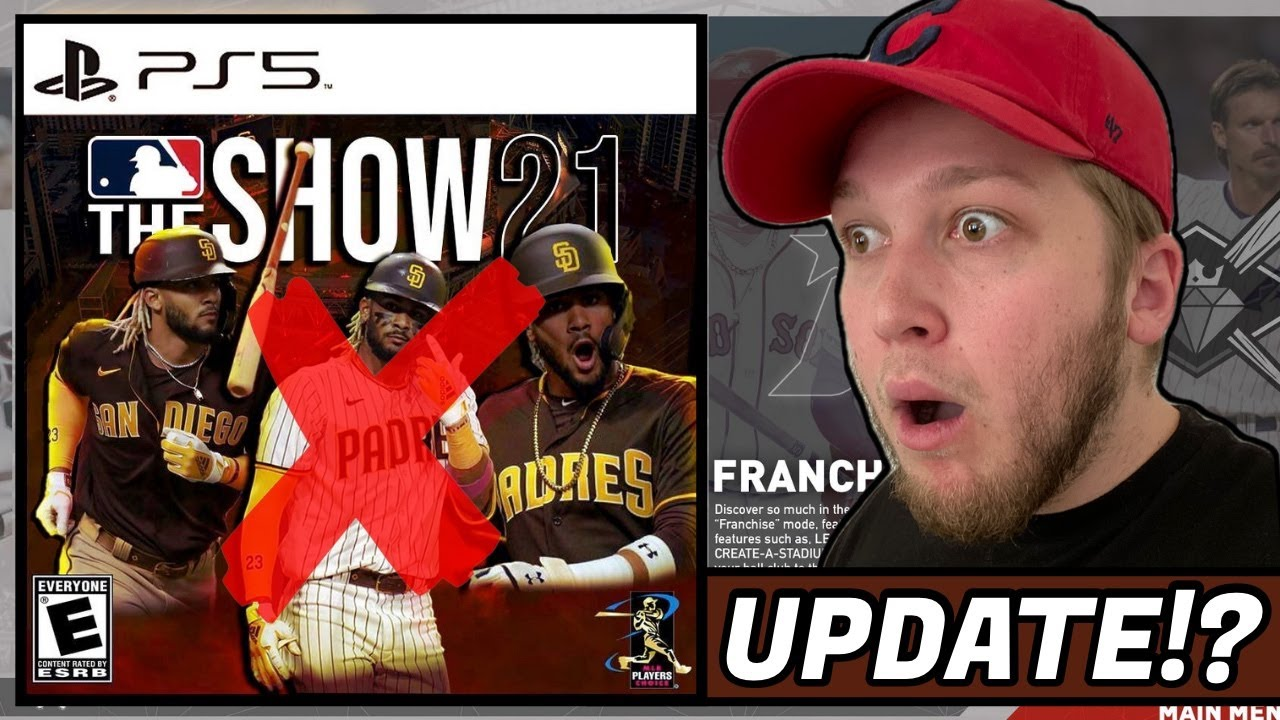 MLB THE SHOW 21 IS COMING SOON.... or is it?