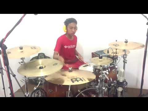 Avicii - Lonely Together ft. Rita Ora drum cover by Reza Akmal Syauqi