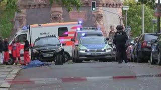גרמניה: שני הרוגים באירועי ירי מחוץ לבית כנסת