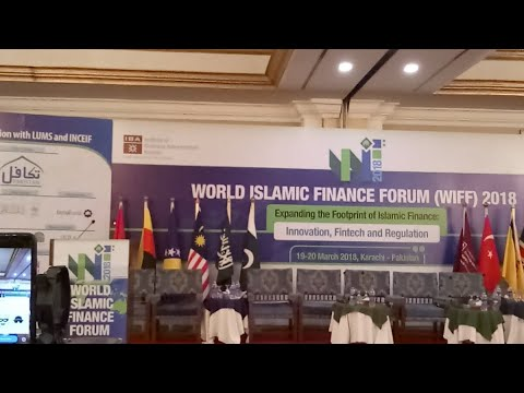 World Islamic Finance Forum 2018 - Day 2 - Live Session 2