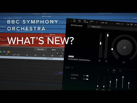 NEW UPDATE TO BBC SYMPHONY ORCHESTRA  —What's New?