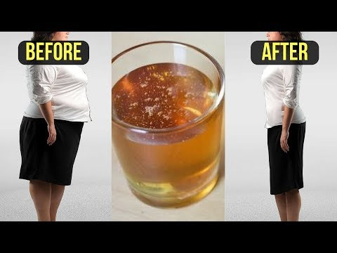 Just Boil 2 Ingredients  Drink This Before Bedtime and Lose Weight Overnight