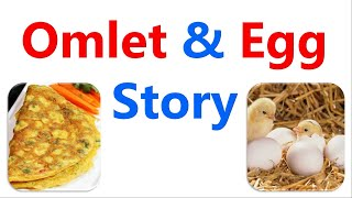 Raju D G Talk | Omlet & Egg Ex. | Value Of Diamond | Talking Parrot Story