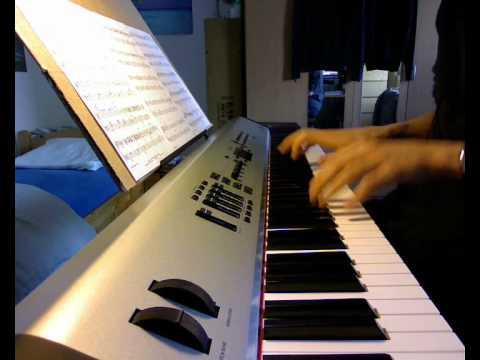The Addams Family  Addams Family Waltz Piano ; comp  Marc Shaiman