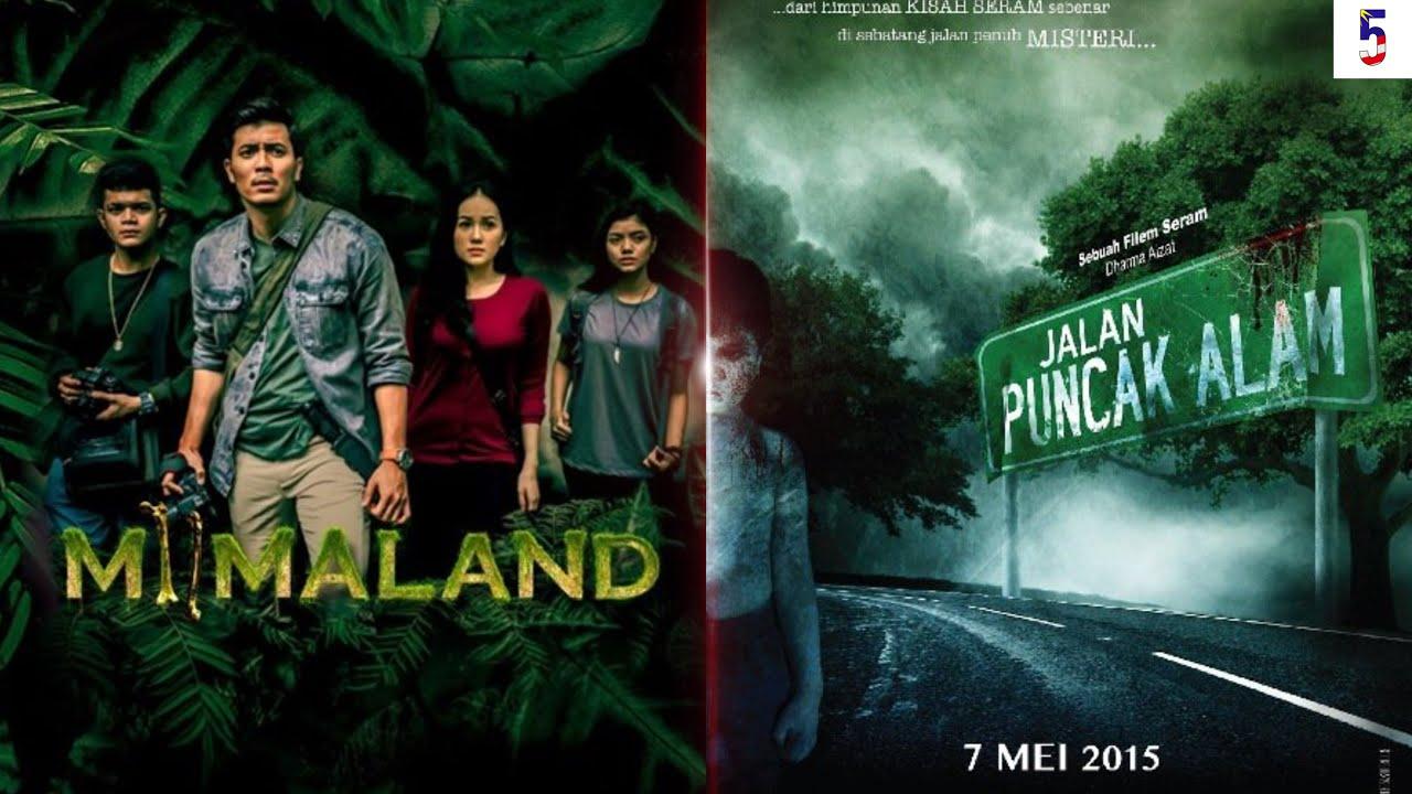 5 Filem Seram Malaysia Berdasarkan Lokasi Keras Sebenar Yg Ramai Tk Sangka Youtube