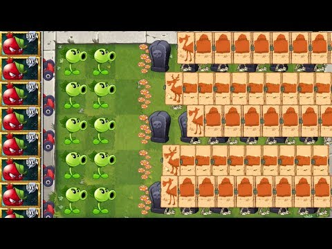 Plants vs Zombies 2 Hard Levels Epic Quest Bombegranate Premium Plant