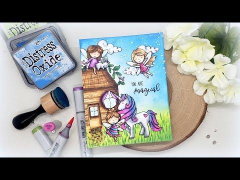 Fairies Find A Friend, Scene Card: The Fish Saga