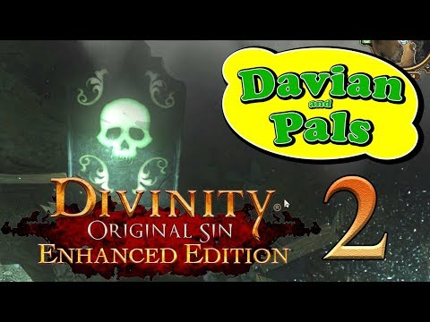 Long Play: Divinity Original Sin - Part 2 - Davian and Pals
