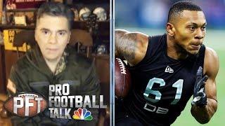 Antoine Winfield Jr. following father's footsteps in NFL   Pro Football Talk   NBC Sports
