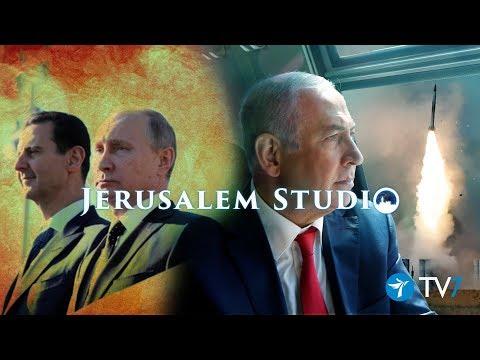 Israel-Russia power comparison