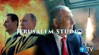 Israel-Russia power comparison amid crisis - Jerusalem Studio 362
