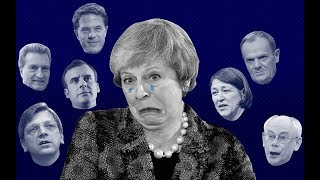 The nastiest things the EU has said about Brexit