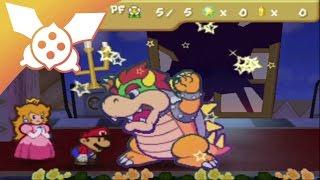 Let's Play Paper Mario Partie 1 : Grabuge pour un voeu
