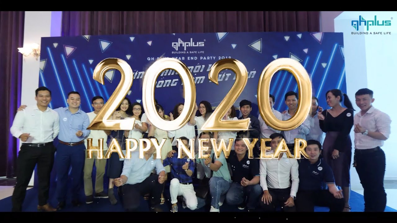 QH PLUS Year End Party 2019