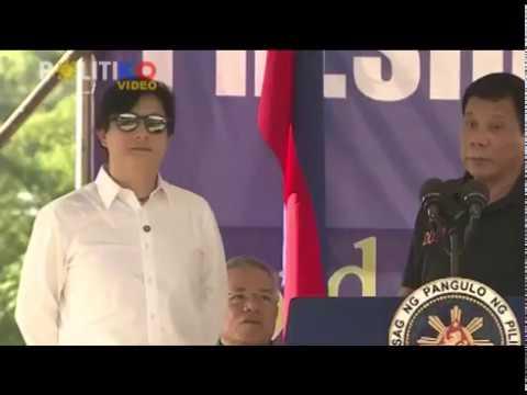 Pag palpak pa rin: Presidential Assistant babarilin ni Duterte
