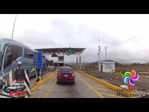 Camino a Chignahuapan Puebla