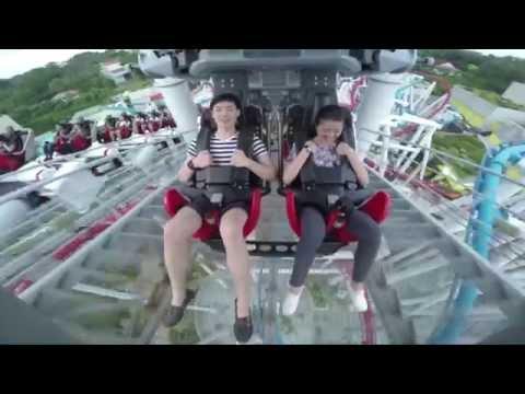 Battlestar Galactica takes to the sky again at Universal Studios Singapore