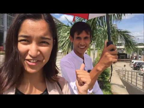 VLOG #27 - YANGON ON A DAILY