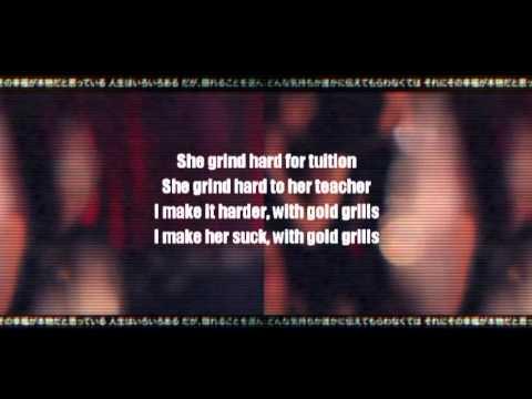 The Weeknd - Kissland (Lyrics Video)