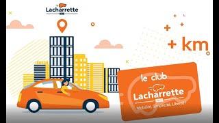 🚗 Découvrez le Club 1807 Lacharrette : mobilité, simplicité, liberté !
