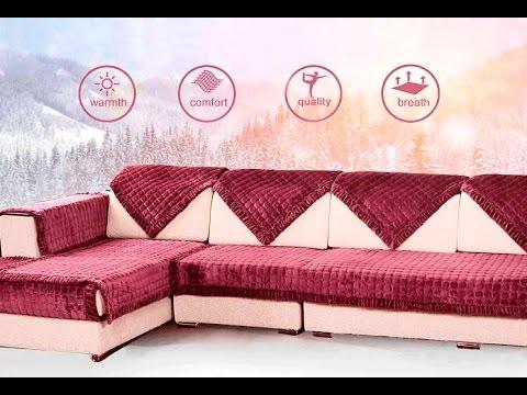 Комплект покрывал на диван