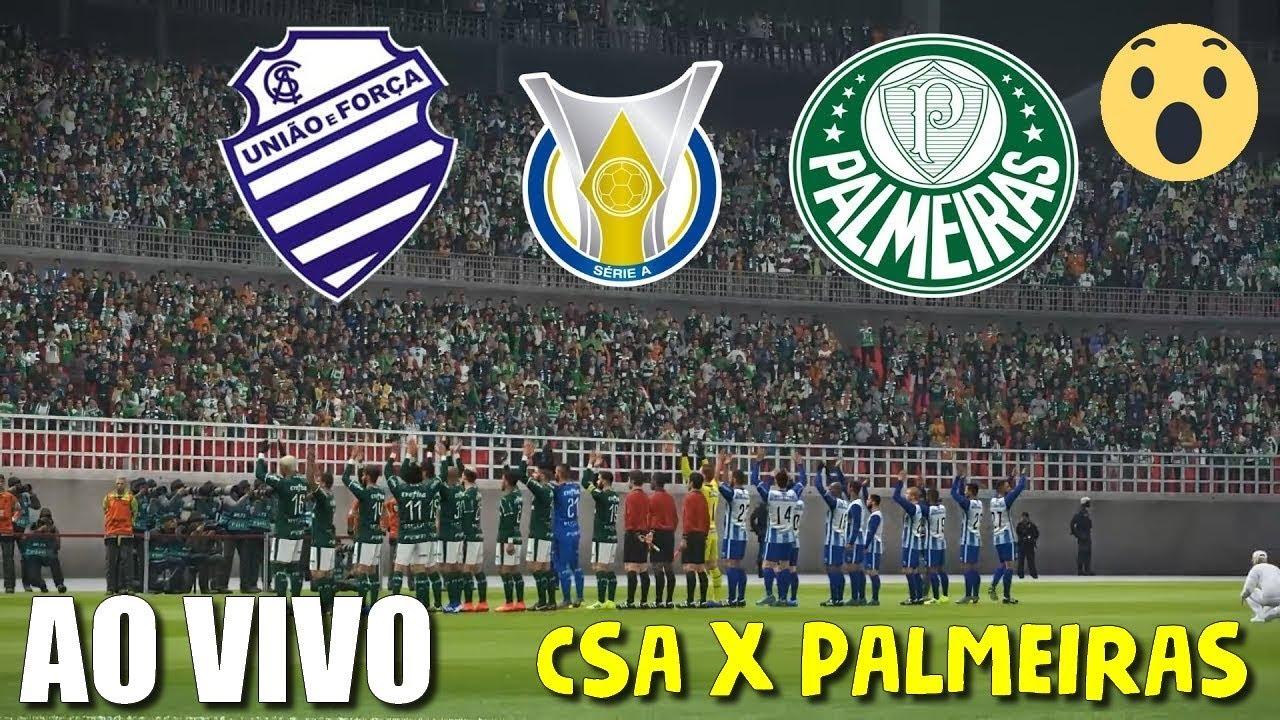 ONDE ASSISTIR AO JOGO DO PALMEIRAS HOJE - CSA X PALMEIRAS ...