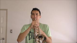 Katy Perry - Rise (Trumpet)