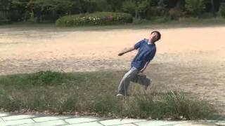 Детский паркур, трюки, тренировка и обучение на грани смерти 2014