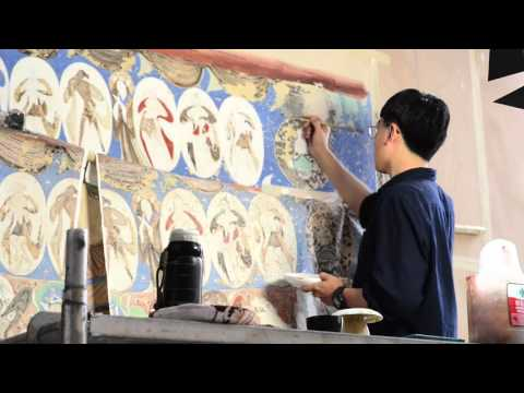 Creating Replicas of Buddhist Cave Temples at the Mogao Grottoes