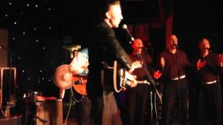 NICK WILLETT & ROOMATES Cincinati Fireball BIG HUNK OF LOVE Hemsby 53 OCT 2014