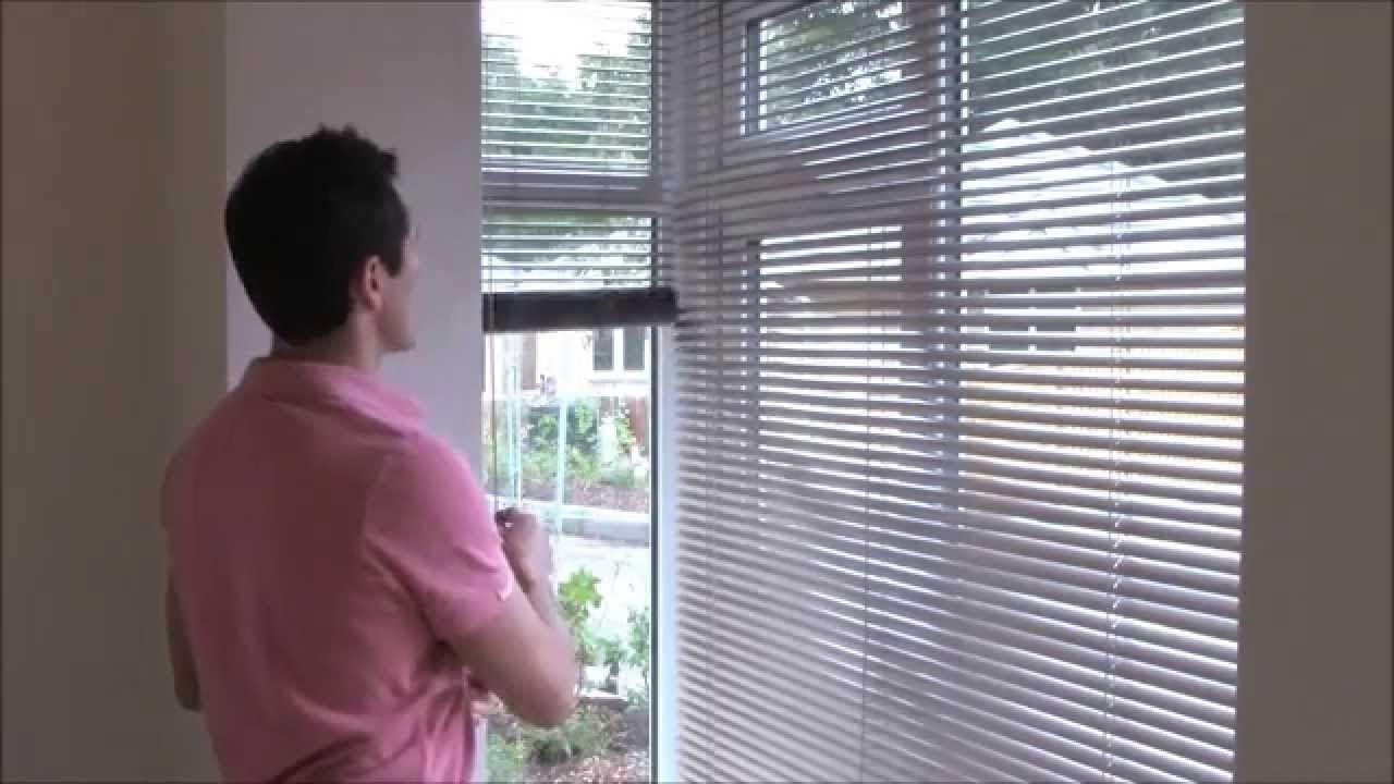 wooden venetian blinds bay window ideas youtube wooden venetian blinds bay window ideas