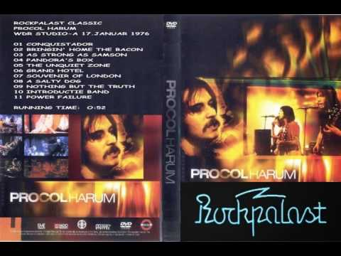 Procol Harum - A Whiter Shade Of Pale ( 12 Inch Extended Version)