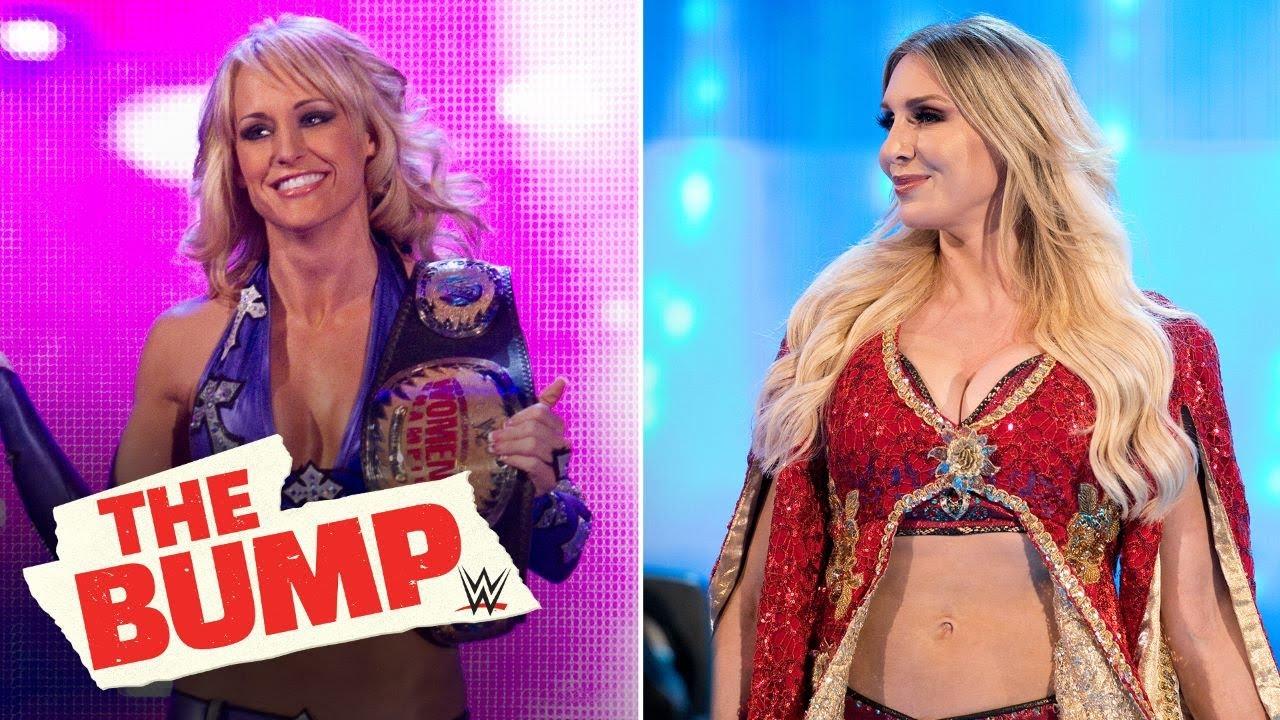 Michelle McCool diz que voltaria aos ringues para enfrentar Charlotte Flair