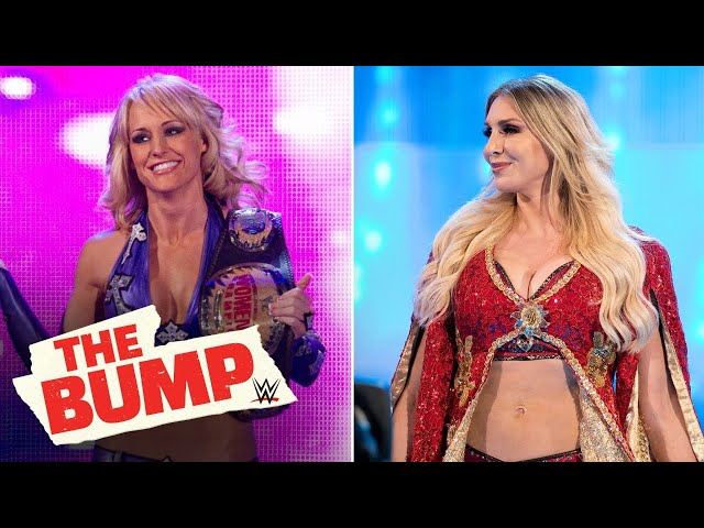 Michelle McCool wants to face Charlotte Flair: WWE's The Bump, Oct. 28, 2020