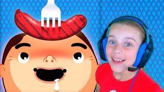Детские игры кулинария Игры для девочек Еда для детей