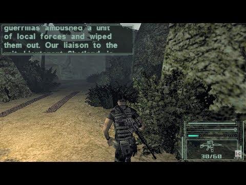 Splinter Cell: Essentials PSP Gameplay HD